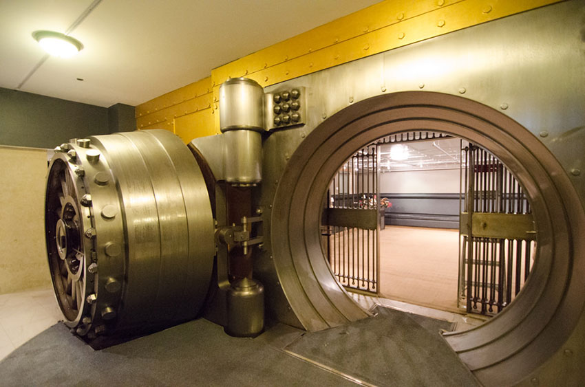 Cannabis companies deserve the same asset protection as any other type of business, including enormous and high-tech bank vaults.