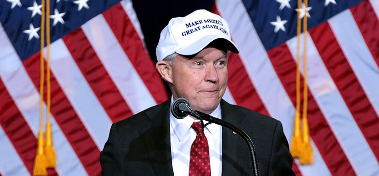 Jeff Sessions, a Senator from Alabama, has been confirmed as the next U.S. Attorney General.