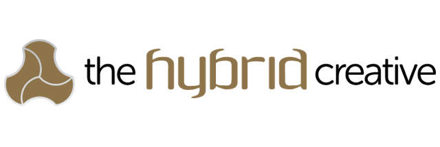 The Hybrid Creative Logo