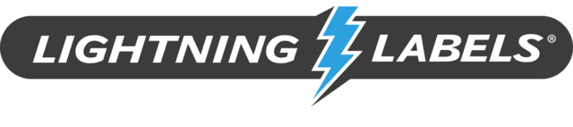 Lightning Labels logo