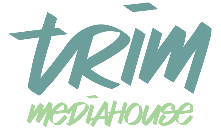 TRIM Media House logo