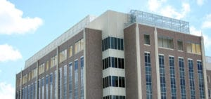 The University of Florida Cancer and Genetics Research Complex is one of several research facilities at University of Florida (UF).