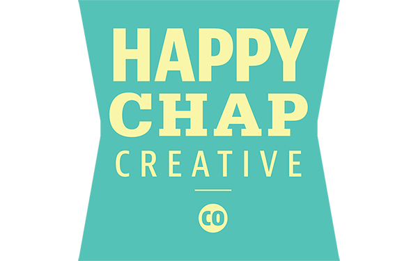 HappyChap Creative Logo