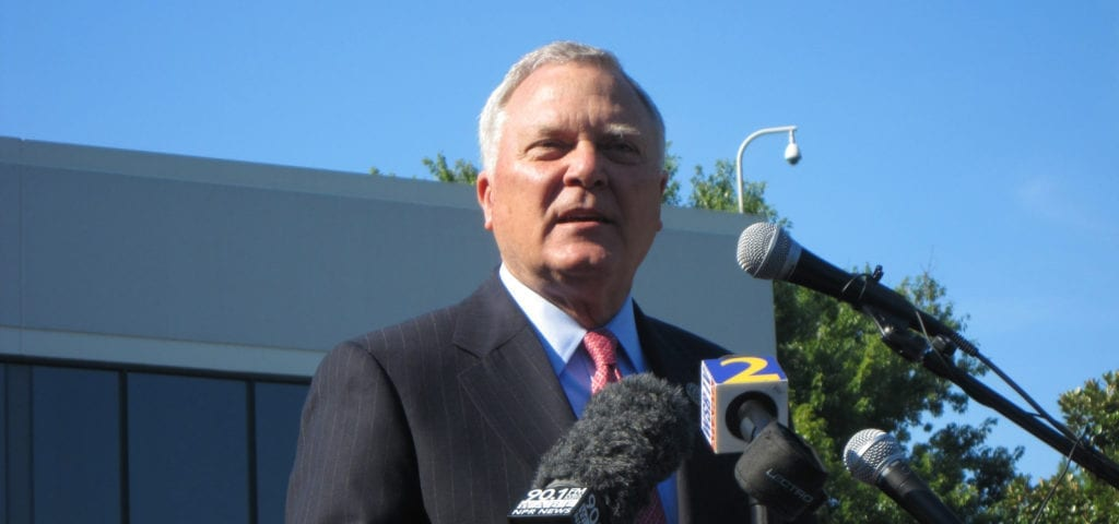 Governor of Georgia, Nathan Deal