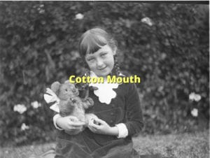 Cotton Mouth