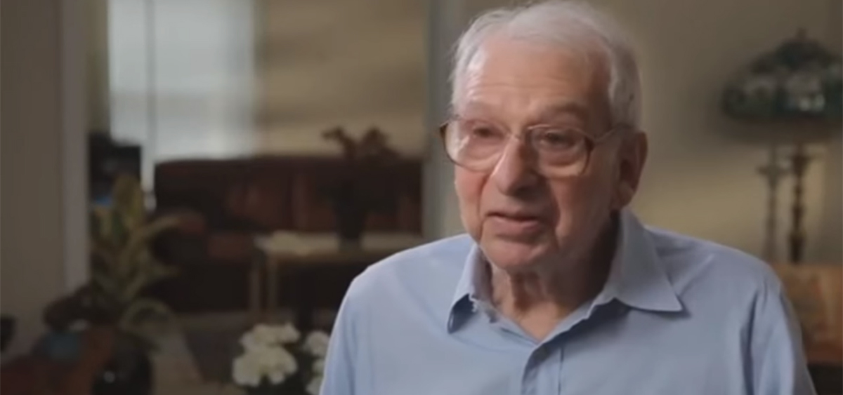 photo of Dr. Lester Grinspoon, Cannabis Advocate & Author, Dead at 92 image
