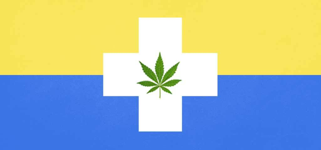 Poll: 65% of Ukrainians Support Medical Cannabis Legalization