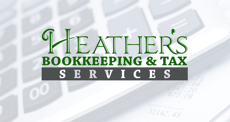 Heathers Bookkeeping & Tax Services Logo