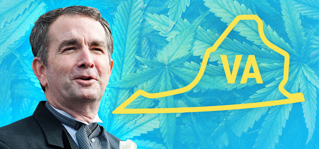 """Virginia Gov. Intends to """"Move Forward"""" with Legalization"""