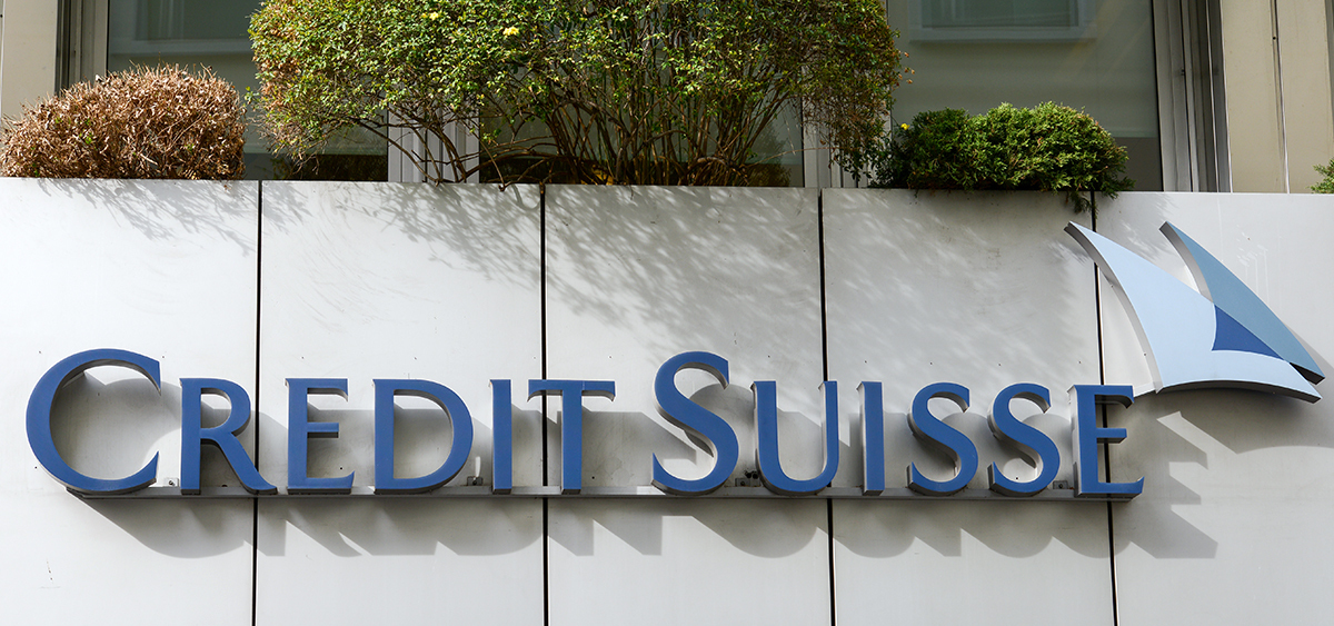 Report: Credit Suisse No Longer Trading or Holding Cannabis Stocks