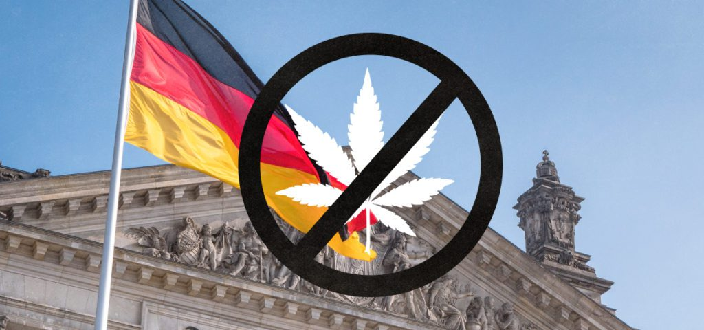 photo of German Police Unions Oppose Cannabis Legalization image